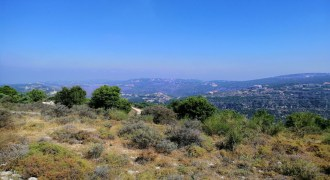 Land for Sale Kharbeh Jbeil Area 2905Sqm