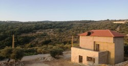 Villa for Sale Chabtine Batroun Triplx Housing 140Sqm Land Area 270Sqm