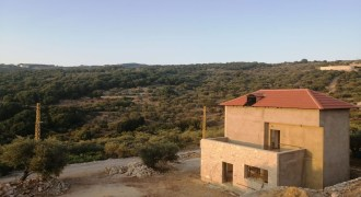 Villa for Sale Chabtine Batroun Triplx Housing 140Sqm Land Area 270Sqm