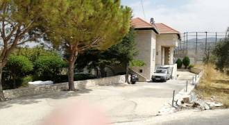 Villa for Sale Aalali Batroun Housing Area 450Sqm Land Area1400Sqm