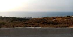 Land for Sale Kfar Aabida Batroun Area 1400Sqm