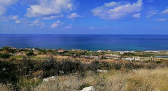 Land for Sale Kfar Aabida Batroun Area 1781Sqm