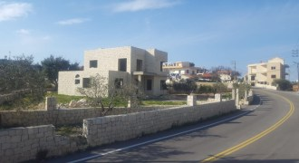 House for Sale Bejdarfil Batroun Housing Area 315Sqm Area Land 1286Sqm