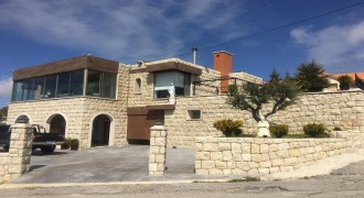 Villa for Sale Aannaya – Kfar Baal Jbeil Housing Area 400Sqm The Area of the Land 1050Sqm