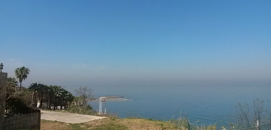 Land for sale Jbeil Byblos City Area 2663Sqm