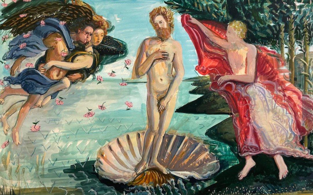LABA: Global Artists Delve into Jewish Texts