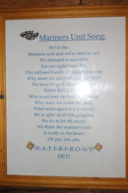 Mariners Unit Song