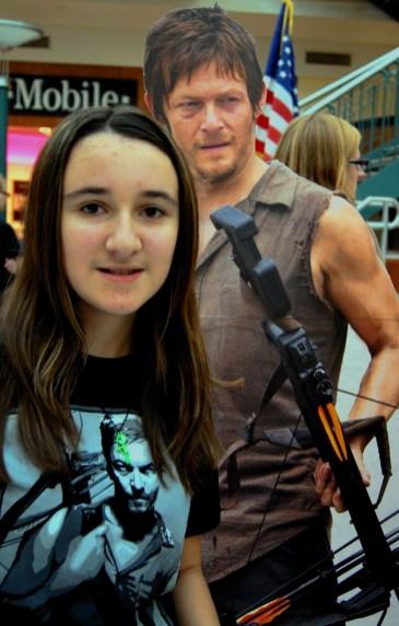 Matilda with Daryl