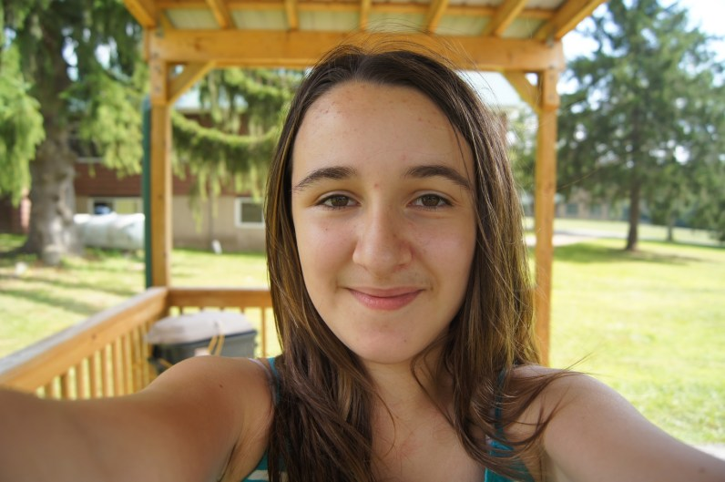 Matilda Selfie