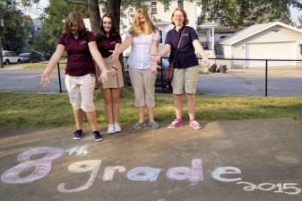 8th grade here we come