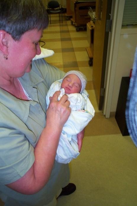 Lulu and Baby Tilda