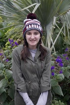 Harvard girl