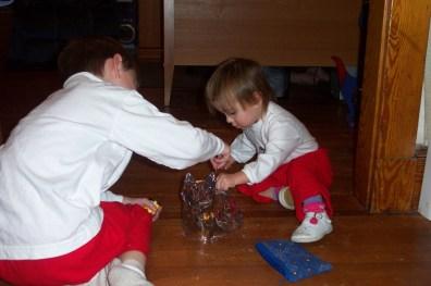 Christmas 2003-4