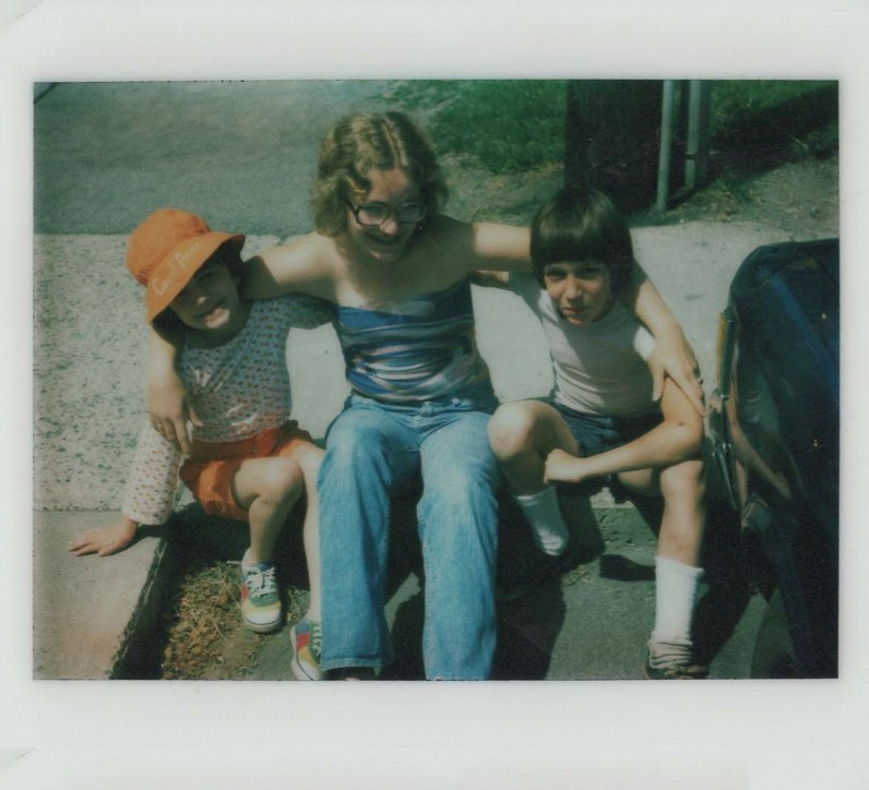 Me, Aunt Tia and Bill