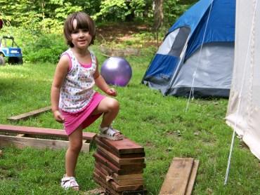 Matilda the builder