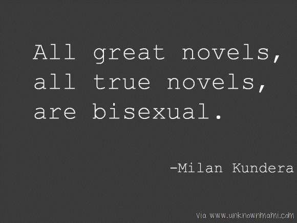 Bisexual-novels