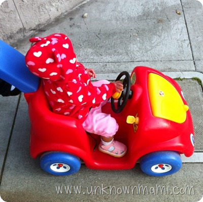 Baby-driving