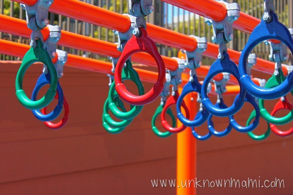 New Duboce Park Play Structure