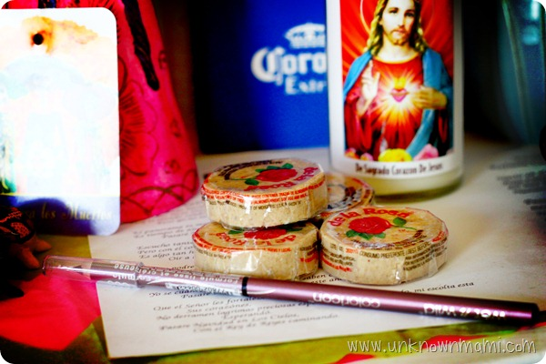Mazapan-offering-for-Day-of-the-Dead