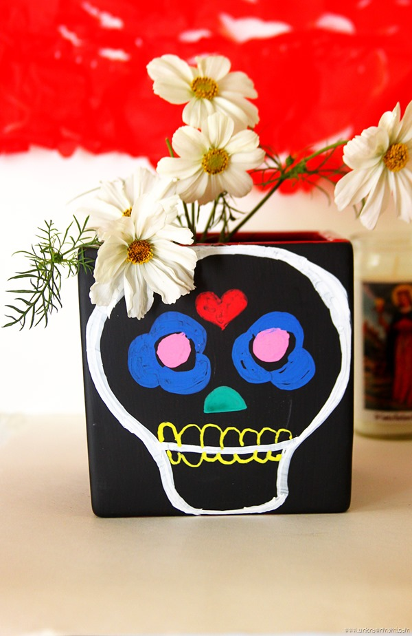 Craft for Day of the Dead