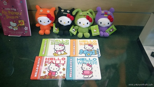 Hello Kitty Ugly Dolls