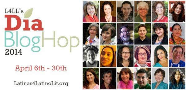 L4LL Día Blog Hop Latino literature for kids