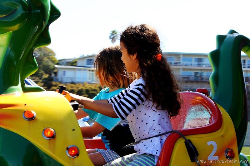 Kiddie ride