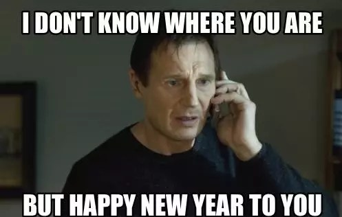 Happy New Year meme