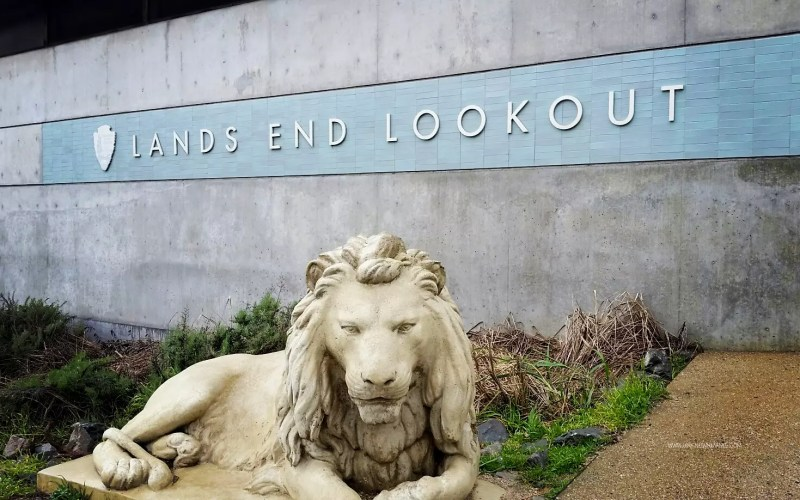 Lands End in San Francisco (Sundays In My City)