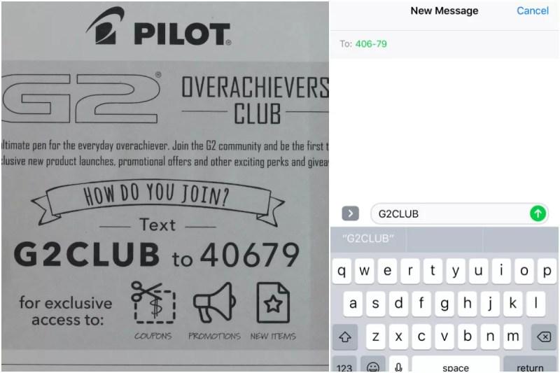 Pilot G2 Overachievers Club
