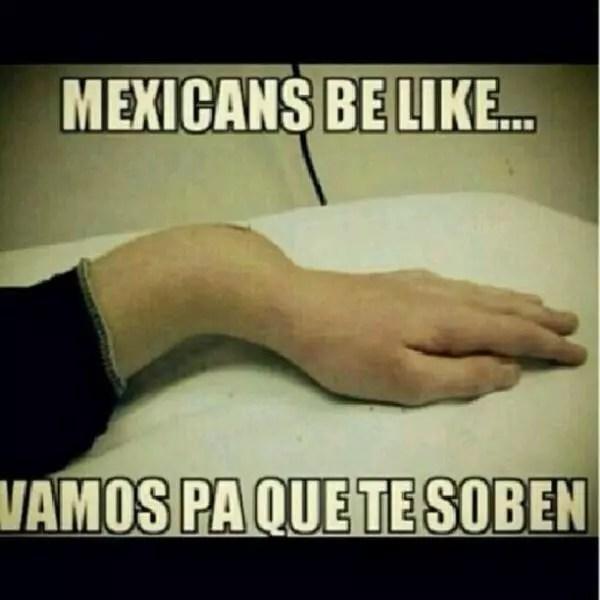 Mexican Hack meme