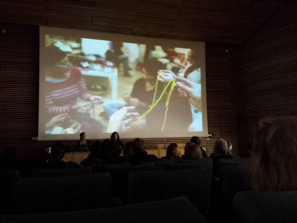 Tejiendo Malasaña: presentación de proyecto