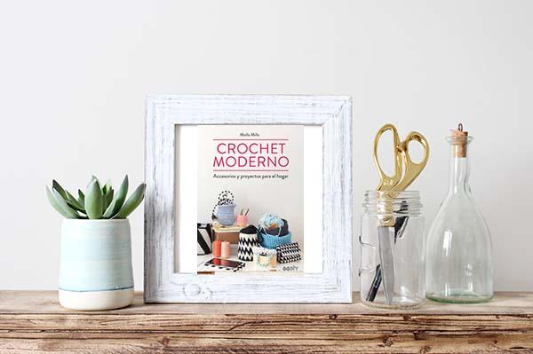 Crochet Moderno, libro | By Cousiñas
