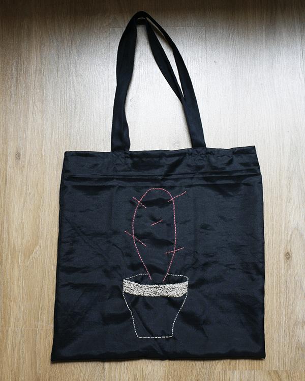 dibujo tumblr png de una bolsa de tela