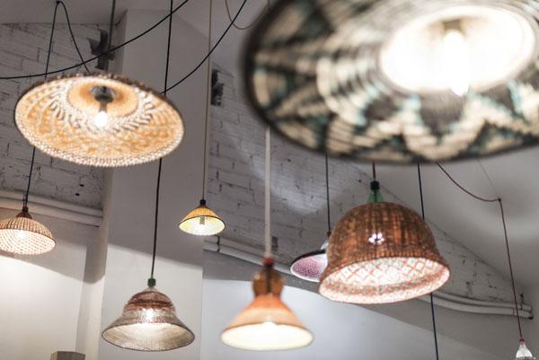 Pet Lamp, lámparas diseñadas por Álvaro Catalán de Ocón | By Cousiñas