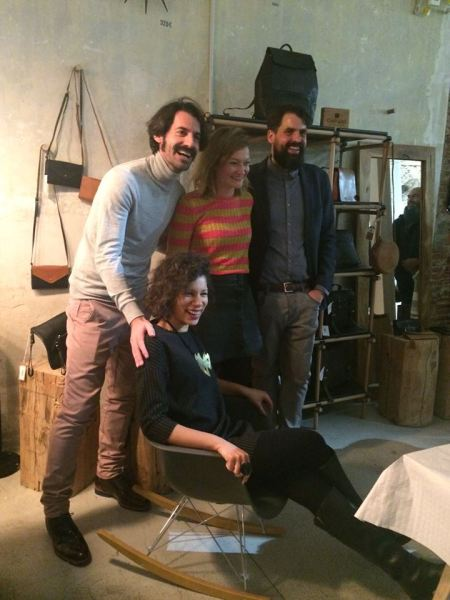 Ganadoras silla Vitra, El Moderno Concept Store