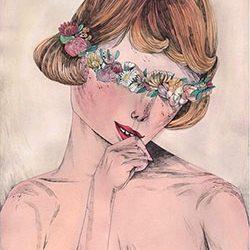 Las Margaritas, ilustración de María Herreros