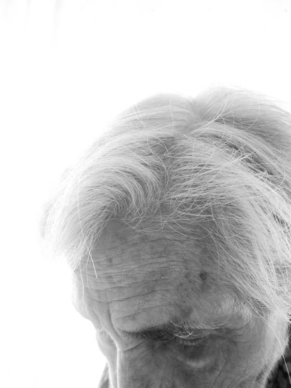 La abuela crece, fotografía Alicia Seoane
