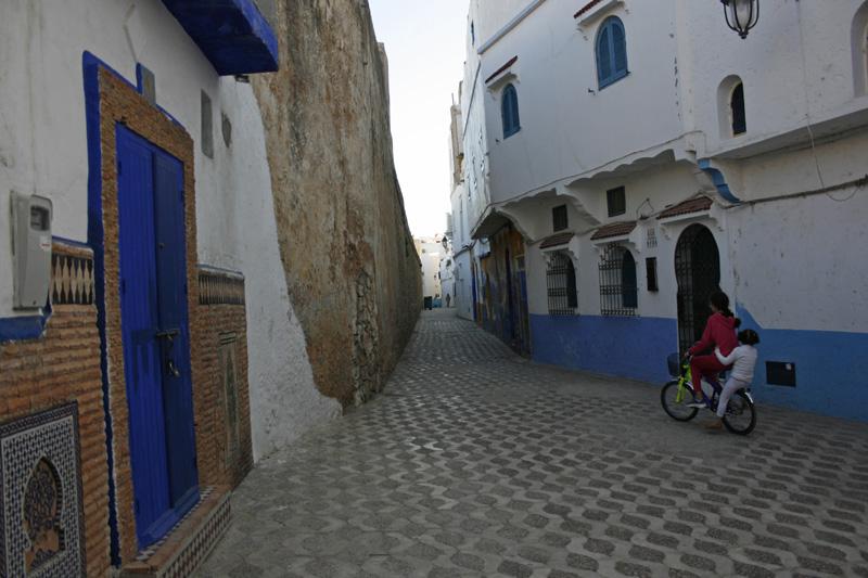 Arcila Asilah, Marruecos, artesanía