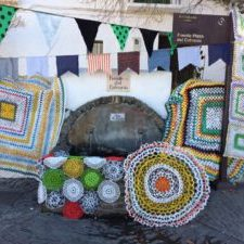 Merienda entre telares, Bubión Granada