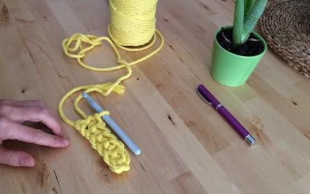 Punto Bajo crochet