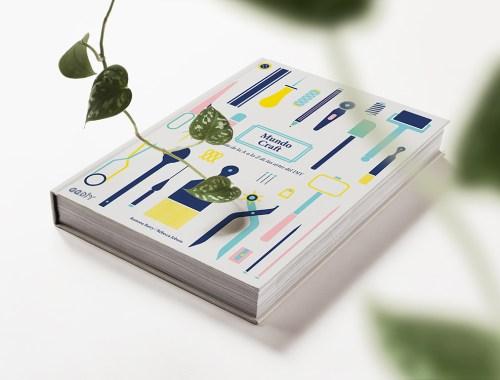 Libro Mundo Craft, editorial GG DIY