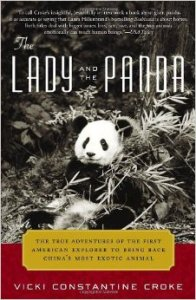 Lady and the Panda Book Cover