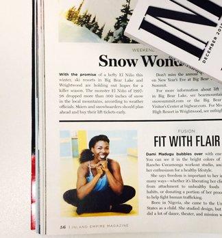 Dami Inland Empire Magazine Feature