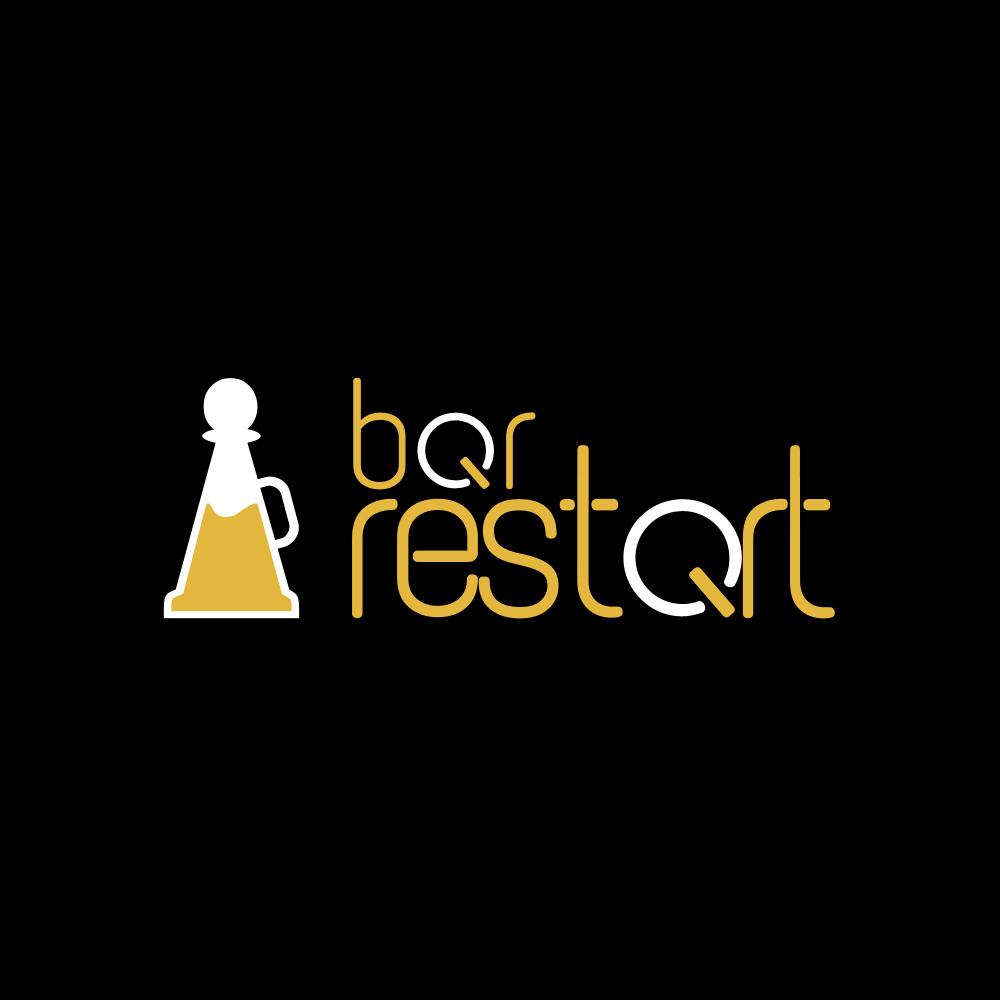 Bar Restart Logo design