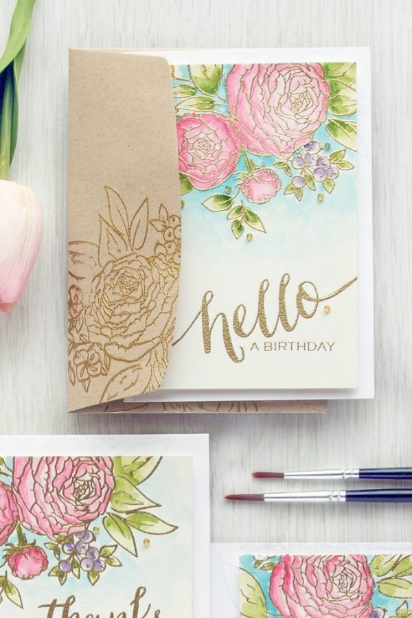 10 Floral Projects and Printables | www.dawnnicoledesigns.com
