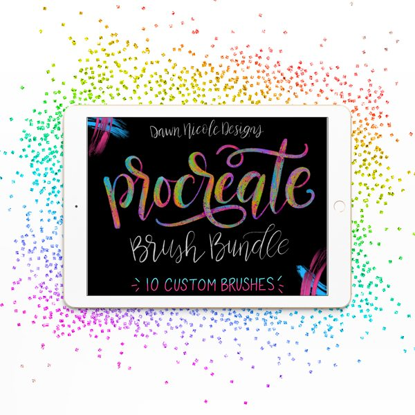 Original Procreate Brush Bundle