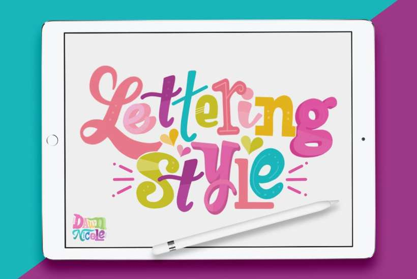Five Tips on How to Find Your Unique Hand-Lettering Style + Six Online Lettering Classes to Develop Your Style. Plus, a special offer from my friends at Skillshare!