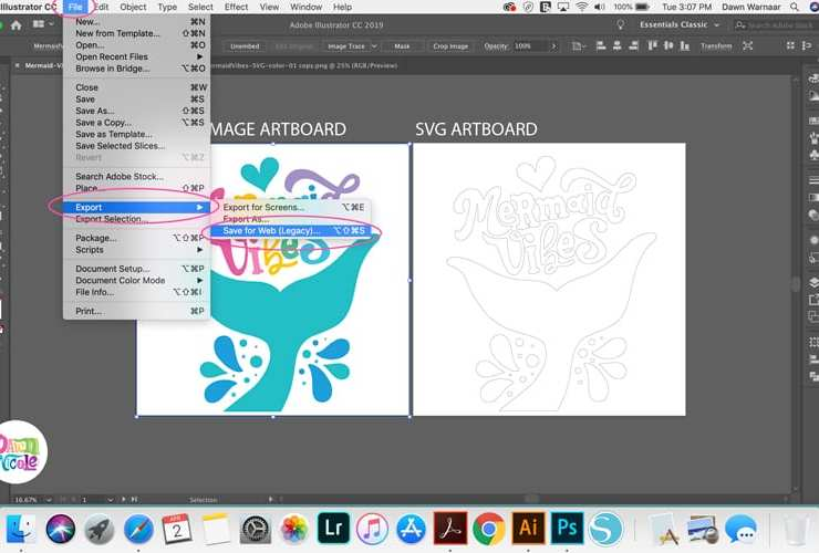 How to Create SVG Cut Files. Turn your hand-lettering and illustrations into custom SVG cut files for use with Silhouette and Cricut machines!