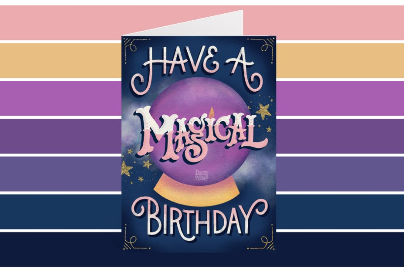 "Magical Wishes Color Palette. Grab the palette I used for my hand-lettered ""Have a Magical Birthday"" artwork + tips for how to use it!"